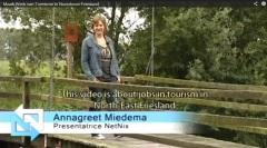 Maak werk van toerisme